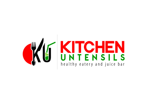 clean cuisine in a kitchen environment /kitchen untensils A Logo, Monogram, or Icon  Draft # 27 by Adwebicon