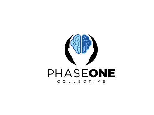 PHASE ONE COLLECTIVE A Logo, Monogram, or Icon  Draft # 75 by Harni