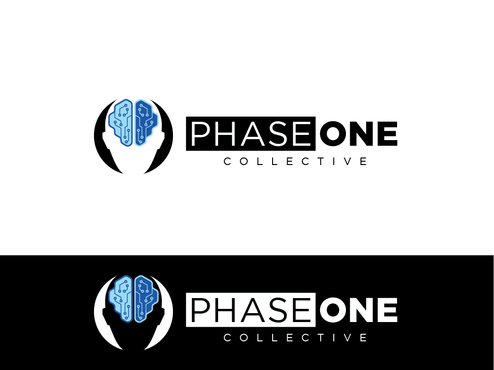 PHASE ONE COLLECTIVE A Logo, Monogram, or Icon  Draft # 76 by Harni