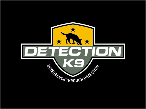 Detection K9 A Logo, Monogram, or Icon  Draft # 194 by thebullet
