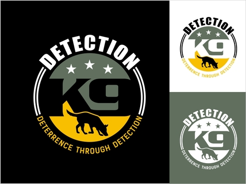 Detection K9 A Logo, Monogram, or Icon  Draft # 197 by thebullet