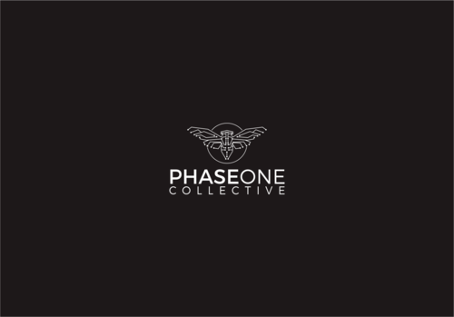 PHASE ONE COLLECTIVE A Logo, Monogram, or Icon  Draft # 88 by hambaAllah