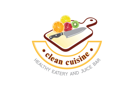 clean cuisine in a kitchen environment /kitchen untensils A Logo, Monogram, or Icon  Draft # 100 by EXPartLogo