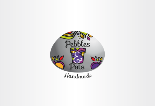 Pebbles & Pots A Logo, Monogram, or Icon  Draft # 68 by nelly83