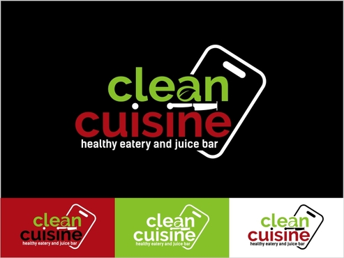 clean cuisine in a kitchen environment /kitchen untensils A Logo, Monogram, or Icon  Draft # 103 by thebullet