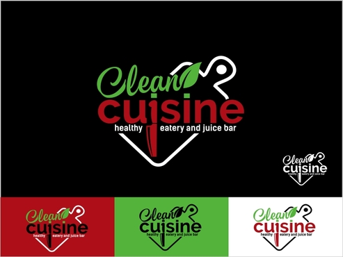 clean cuisine in a kitchen environment /kitchen untensils A Logo, Monogram, or Icon  Draft # 105 by thebullet