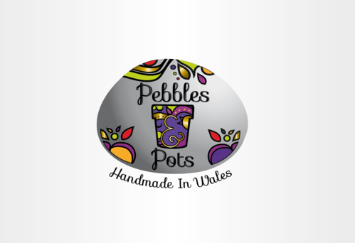 Pebbles & Pots A Logo, Monogram, or Icon  Draft # 77 by nelly83