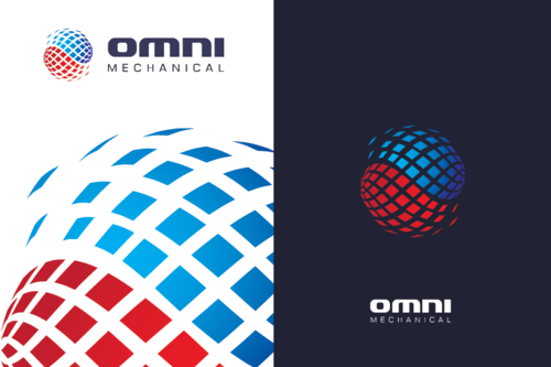 Omni Mechanical  A Logo, Monogram, or Icon  Draft # 4 by patrickpamittan