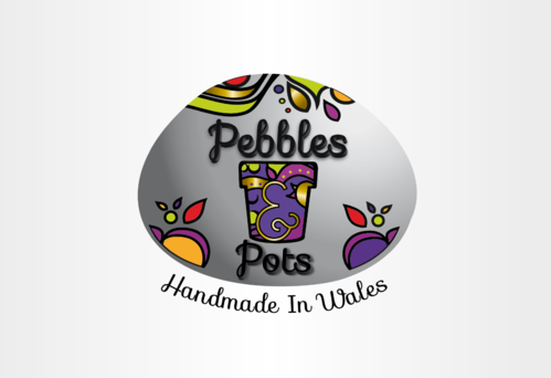 Pebbles & Pots A Logo, Monogram, or Icon  Draft # 86 by nelly83