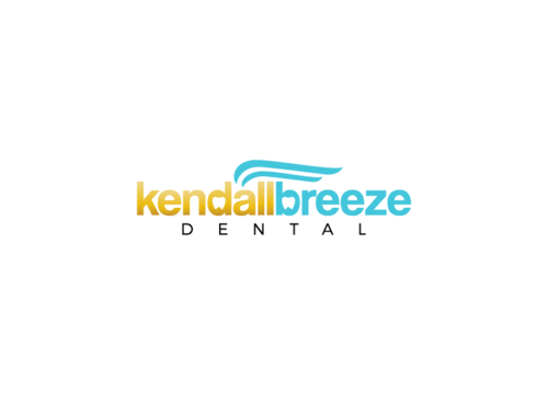 Kendall Breeze Dental Logo Winning Design by FauzanZainal