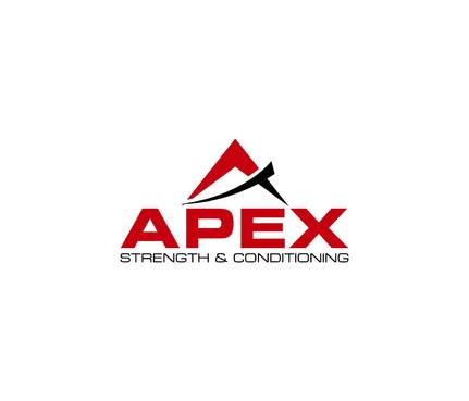 APEX Strength & Conditioning  A Logo, Monogram, or Icon  Draft # 6 by DiscoverMyBusiness