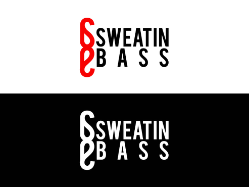 Sweatin Bass A Logo, Monogram, or Icon  Draft # 6 by AstridDesign