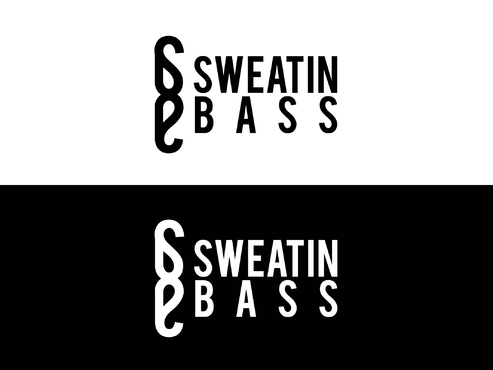 Sweatin Bass A Logo, Monogram, or Icon  Draft # 7 by AstridDesign