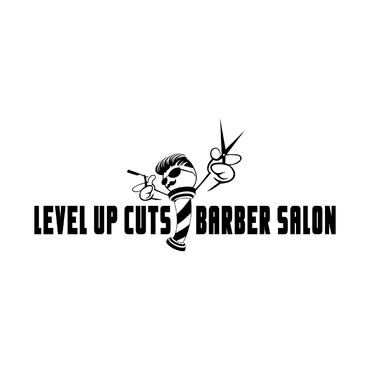 Level Up Cuts Barber Salon A Logo, Monogram, or Icon  Draft # 177 by naison