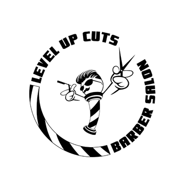 Level Up Cuts Barber Salon A Logo, Monogram, or Icon  Draft # 178 by naison