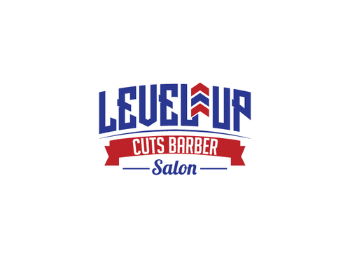 Level Up Cuts Barber Salon A Logo, Monogram, or Icon  Draft # 182 by logobuilders