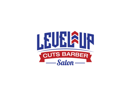Level Up Cuts Barber Salon A Logo, Monogram, or Icon  Draft # 186 by logobuilders