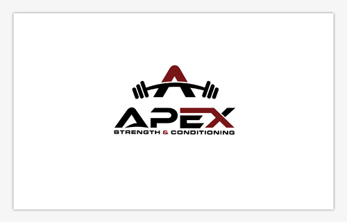 APEX Strength & Conditioning  A Logo, Monogram, or Icon  Draft # 94 by B4BEST