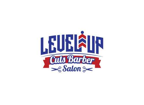 Level Up Cuts Barber Salon A Logo, Monogram, or Icon  Draft # 188 by logobuilders