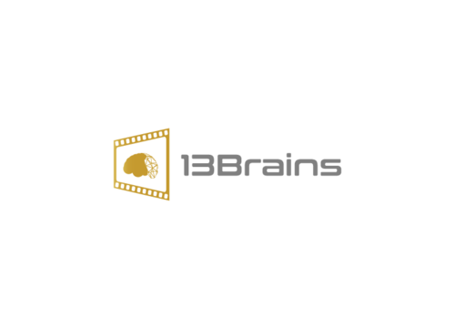 13Brains A Logo, Monogram, or Icon  Draft # 39 by FauzanZainal