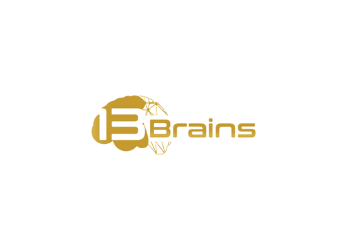 13Brains A Logo, Monogram, or Icon  Draft # 41 by FauzanZainal