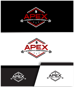 APEX Strength & Conditioning  A Logo, Monogram, or Icon  Draft # 146 by Jake04