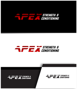 APEX Strength & Conditioning  A Logo, Monogram, or Icon  Draft # 150 by Jake04