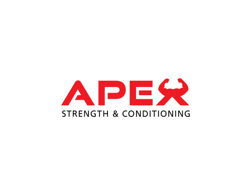 APEX Strength & Conditioning  A Logo, Monogram, or Icon  Draft # 154 by ziya75