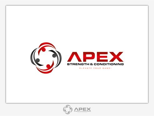 APEX Strength & Conditioning  A Logo, Monogram, or Icon  Draft # 160 by Chlong2x