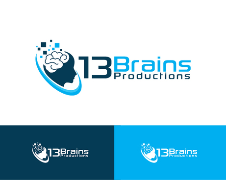 13Brains A Logo, Monogram, or Icon  Draft # 52 by Filter
