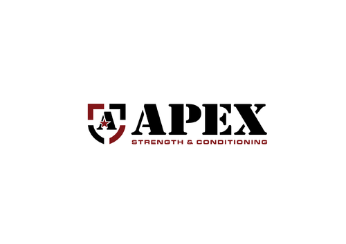 APEX Strength & Conditioning  A Logo, Monogram, or Icon  Draft # 181 by husaeri