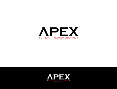 APEX Strength & Conditioning  A Logo, Monogram, or Icon  Draft # 183 by HandsomeRomeo