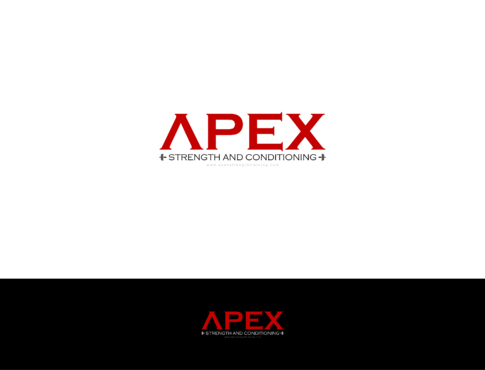 APEX Strength & Conditioning  A Logo, Monogram, or Icon  Draft # 184 by HandsomeRomeo