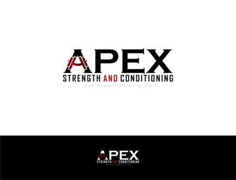 APEX Strength & Conditioning  A Logo, Monogram, or Icon  Draft # 187 by HandsomeRomeo