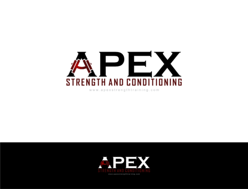 APEX Strength & Conditioning  A Logo, Monogram, or Icon  Draft # 188 by HandsomeRomeo