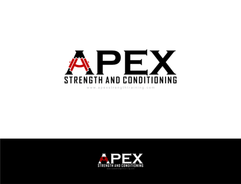 APEX Strength & Conditioning  A Logo, Monogram, or Icon  Draft # 189 by HandsomeRomeo