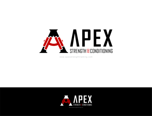 APEX Strength & Conditioning  A Logo, Monogram, or Icon  Draft # 190 by HandsomeRomeo