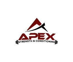 APEX Strength & Conditioning  A Logo, Monogram, or Icon  Draft # 204 by DiscoverMyBusiness