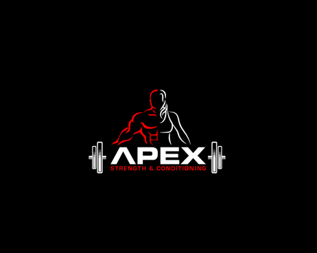 APEX Strength & Conditioning  A Logo, Monogram, or Icon  Draft # 207 by gosto