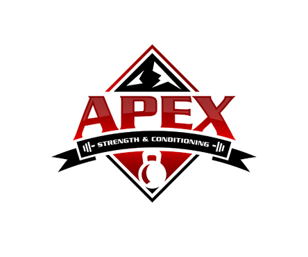 APEX Strength & Conditioning  A Logo, Monogram, or Icon  Draft # 213 by Jake04