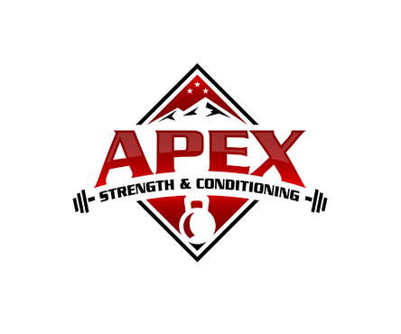 APEX Strength & Conditioning  A Logo, Monogram, or Icon  Draft # 215 by Jake04