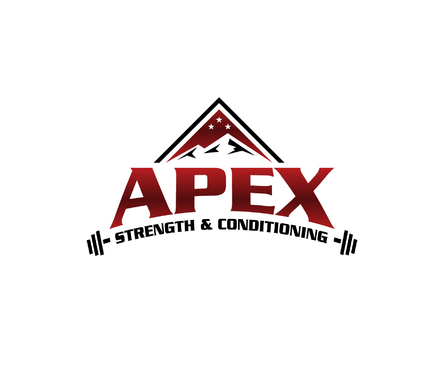 APEX Strength & Conditioning  A Logo, Monogram, or Icon  Draft # 219 by Jake04