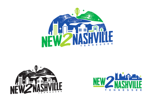 New 2 Nashville A Logo, Monogram, or Icon  Draft # 181 by mnorth