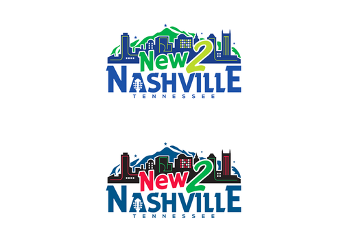 New 2 Nashville A Logo, Monogram, or Icon  Draft # 184 by mnorth