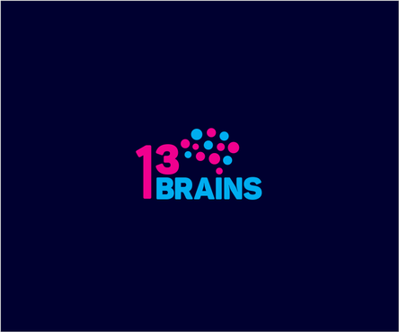 13Brains A Logo, Monogram, or Icon  Draft # 63 by odc69