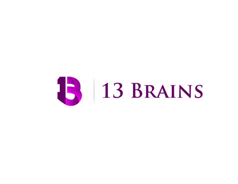 13Brains A Logo, Monogram, or Icon  Draft # 64 by leinsenap