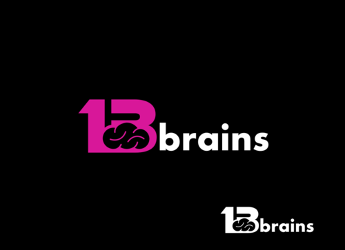 13Brains A Logo, Monogram, or Icon  Draft # 81 by Miroslav