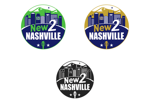 New 2 Nashville A Logo, Monogram, or Icon  Draft # 208 by mnorth