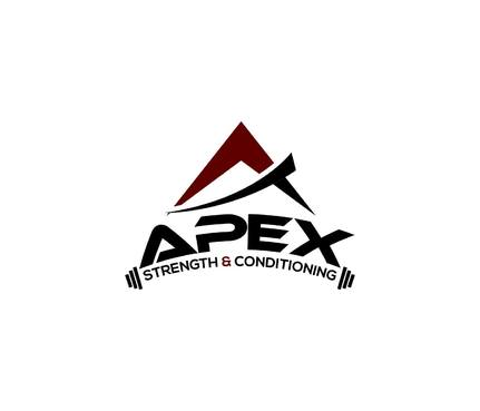 APEX Strength & Conditioning  Logo Winning Design by DiscoverMyBusiness