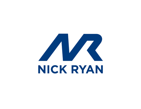 Nick Ryan or NR A Logo, Monogram, or Icon  Draft # 352 by suhartini